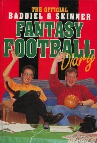 book cover of Fantasy Football Diary