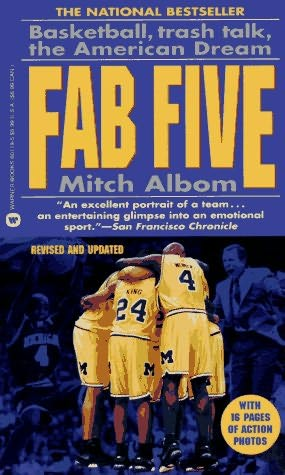 book cover of The Fab Five