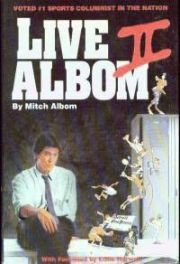 book cover of Live Albom