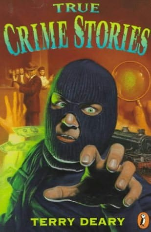 book cover of True Crime Stories
