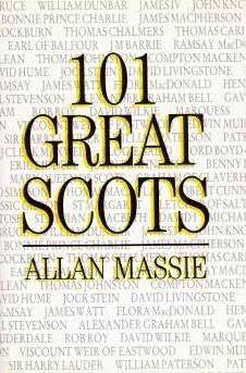book cover of 101 Great Scots