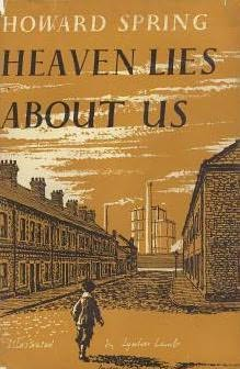 book cover of Heaven Lies About Us