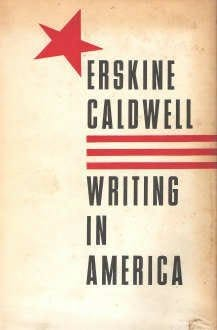 book cover of Writing in America