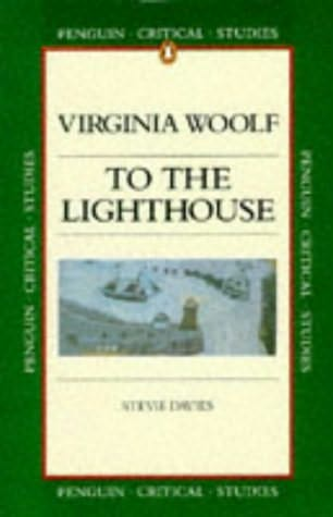 book cover of Woolf\'s To the Lighthouse