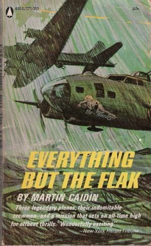 book cover of Everything But The Flak