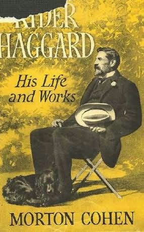 book cover of Rider Haggard: His Life and Works