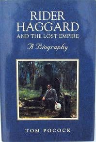 book cover of Rider Haggard and the Lost Empire
