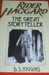 book cover of Rider Haggard, the great storyteller