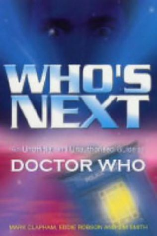 book cover of Who\'s Next