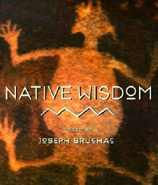 book cover of Native Wisdom