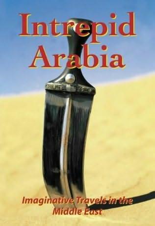 book cover of Intrepid Arabia