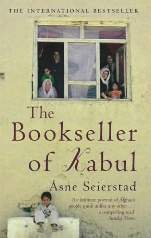 book cover of The Bookseller of Kabul