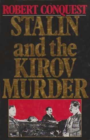 book cover of Stalin and the Kirov Murder