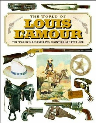 book cover of The Wild, Wild West Of Louis L\'amour