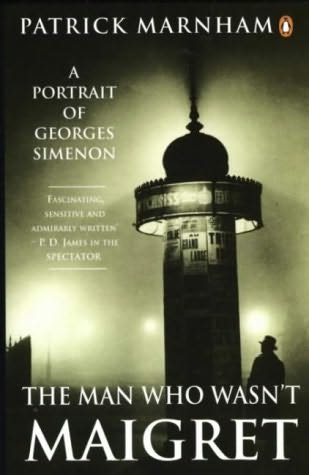 book cover of The Man Who Wasn\'t Maigret