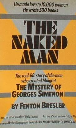 book cover of Naked Man: Mystery of Georges Simenon