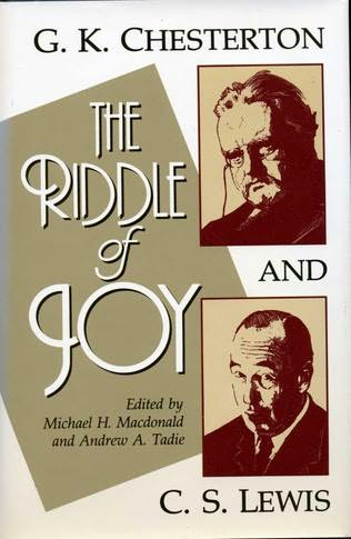 book cover of The Riddle of Joy