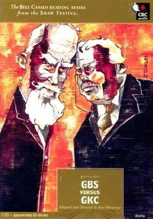 book cover of GBS Vs. GKC