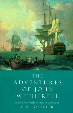 book cover of The Adventures of John Wetherell