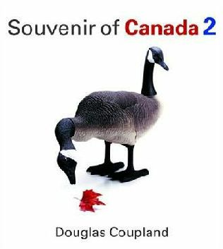 book cover of Souvenir of Canada 2