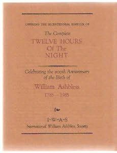 book cover of Offering the Bicentennial Edition of The Complete Twelve Hours of the Night