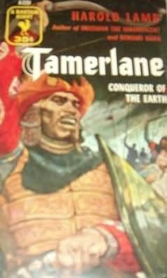 book cover of Tamerlane