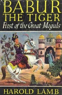 book cover of Babur the Tiger