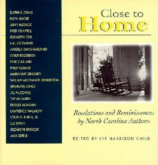 book cover of Close to Home