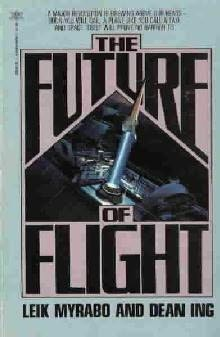 book cover of The Future of Flight