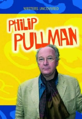 book cover of Writers Uncovered: Philip Pullman