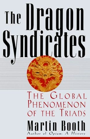 book cover of The Dragon Syndicates