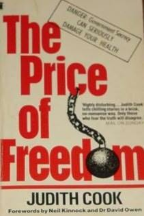 book cover of Price of Freedom