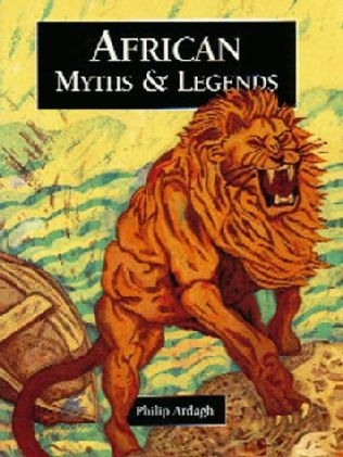 book cover of African Myths and Legends