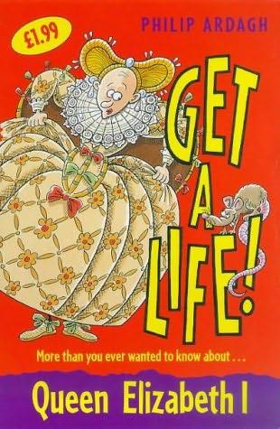 book cover of Elizabeth I