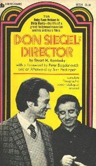 book cover of Don Siegel, Director