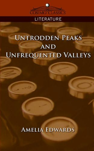 book cover of Untrodden Peaks and Unfrequented Valleys