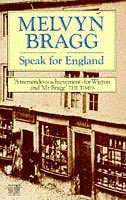 book cover of Speak for England