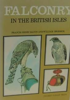 book cover of Falconry in the British Isles