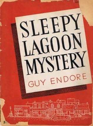 book cover of The Sleepy Lagoon Mystery