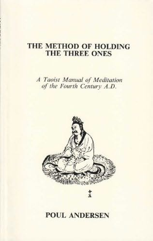 book cover of The Method of Holding the Three Ones