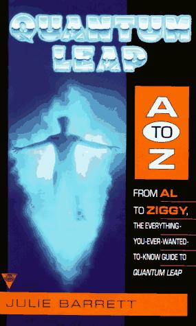 book cover of Quantum Leap : A to Z