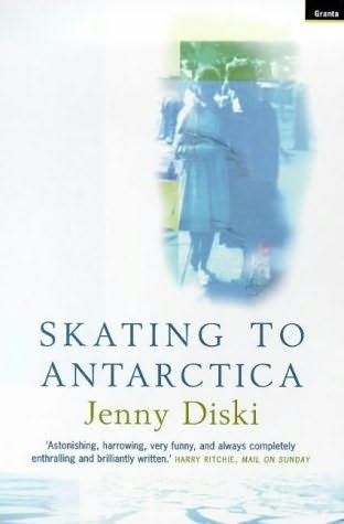 book cover of Skating to Antarctica