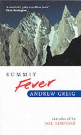 book cover of Summit Fever