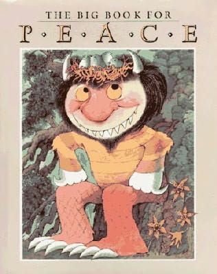 book cover of The Big Book for Peace
