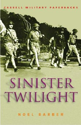 book cover of Sinister Twilight