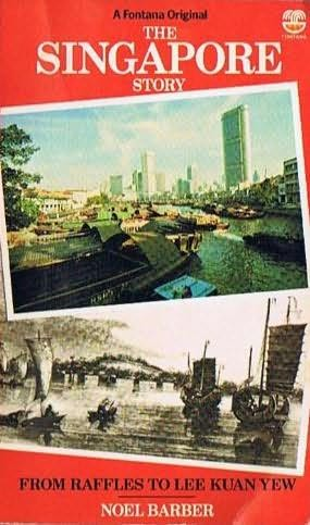book cover of The Singapore Story