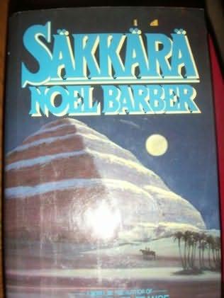 book cover of Sakkara