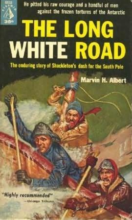 book cover of The Long White Road