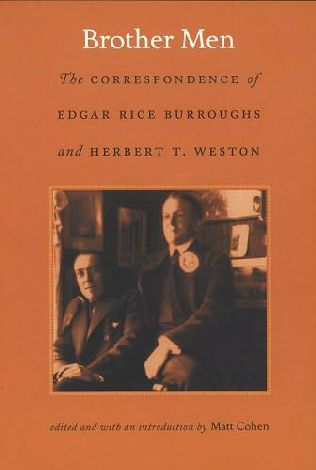 book cover of Brother Men