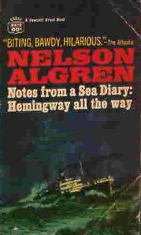 book cover of Notes from a Sea Diary